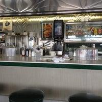 Photo taken at DK Diner by Stephanie C. on 5/1/2012