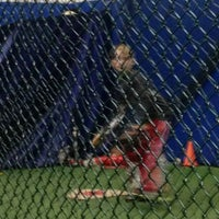Photo taken at The Baseball Center NYC by Juliana S. on 2/23/2012