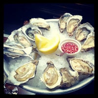 Photo taken at Wright Brothers Oyster & Porter House by Nick T. on 6/22/2012