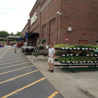 Photo taken at Lowe's Home Improvement by Brad A. on 6/3/2012
