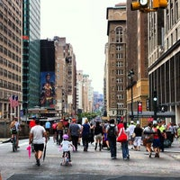 Photo taken at Summer Streets 2012 by Zahid Z. on 8/18/2012