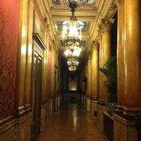 Photo taken at Grand Hotel Plaza by Polya on 8/12/2012
