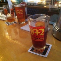 Photo taken at Moylan's Brewery & Restaurant by Laura S. on 7/9/2012
