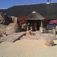 Photo taken at Canyon Village by Bernd G. on 2/2/2012