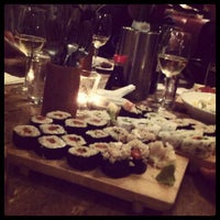 Снимок сделан в Yamamori Sushi пользователем Hadrien L. 4/24/2012