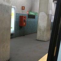 Photo taken at Metro Intendente [VD] by Carla S. on 9/11/2012