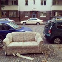 Photo taken at Schillerkiez by Anna-Lena on 7/25/2012
