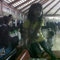 Photo taken at bandara soekarno hatta gate 5 by Reni S. on 6/16/2012