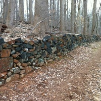 Photo taken at Big Gunpowder Trail by Steve C. on 3/8/2012