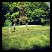 Photo taken at Andrews AFB Golf Course by Christopher D. on 5/12/2012