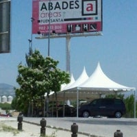 Photo taken at Abades Fuensanta by Elle T. on 5/26/2012