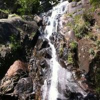 Photo taken at Cachoeira Do Veloso by Alvaro G. on 9/2/2012