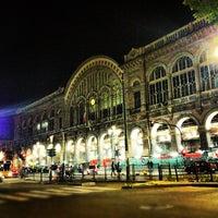 Photo taken at Torino Porta Nuova Railway Station (TPY) by Panda on 6/16/2012