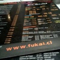 Photo taken at Fukai Sushi by Elizabeth P. on 5/1/2012