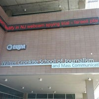 Photo taken at Walter Cronkite School of Journalism & Mass Communication by Kenneth C. on 3/12/2012