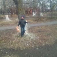 Photo taken at Детский Парк В Ценре by Tanya E. on 5/9/2012
