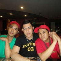 Photo taken at Padis Point Restaurant and Bar Dagupan by Jefferson S. on 4/11/2012