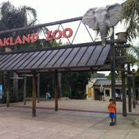 Photo taken at Oakland Zoo by Jeff S. on 8/23/2012