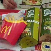 Photo taken at McDonald's by Natalia K. on 4/4/2012