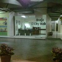 Photo taken at Marketing Office Braga CityWalk by Reza W. on 7/12/2012