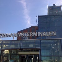 Photo taken at Frihamnsterminalen | S:t Peter Line by Arina B. on 5/2/2012