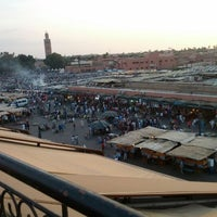 6/8/2012 tarihinde Francine P.ziyaretçi tarafından Marrakech'de çekilen fotoğraf