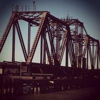 Photo taken at Tilleman Bridge by Alan R. on 8/5/2012