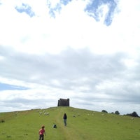 Photo taken at St Catherine's Chapel by David C. on 6/9/2012
