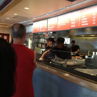 Photo taken at Chipotle Mexican Grill by Bernice Y. on 3/9/2012