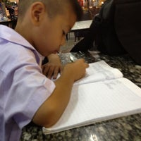 Photo taken at ร้านอาหาร เจ้ อร by ภาคิน on 9/4/2012