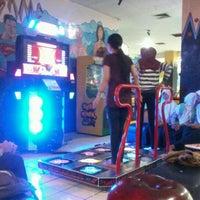 Photo taken at Gilda Game, Tamara Plaza Lt. 3, Purwokerto by Firmanz A. on 2/18/2012