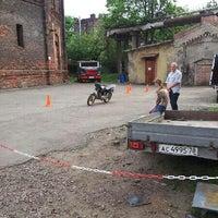 Photo taken at полигон мотошколы РЕЗУЛЬТАТ by Natalie S. on 7/8/2012