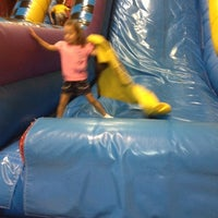 Photo taken at Pump It Up by Shannon H. on 7/28/2012