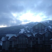 Photo taken at The Westin Resort & Spa, Whistler by Dannny D. on 4/4/2012