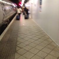 Photo taken at Platform 2B by Deshaun F. on 7/12/2012