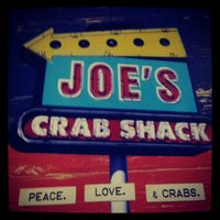 Photo taken at Joe's Crab Shack by Aaron on 4/6/2012