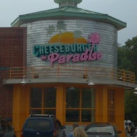 Photo taken at Cheeseburger in Paradise - Pasadena, MD by Roberta M. on 9/1/2012