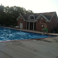 Photo taken at Chestnut Bend Pool by Anthony C. on 9/1/2012
