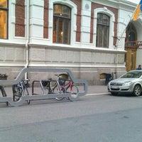 8/22/2012 tarihinde Stefano P.ziyaretçi tarafından Rikhardinkadun kirjasto'de çekilen fotoğraf