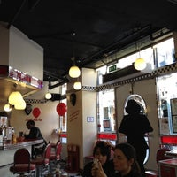Photo taken at Ed's Easy Diner by Martin C. on 4/22/2012
