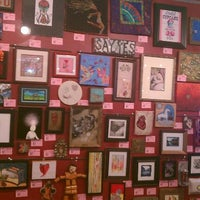 Photo taken at Flying M Coffeehouse by Scott N. on 2/3/2012