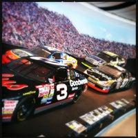 Photo taken at NASCAR Hall of Fame by John M. on 6/7/2012