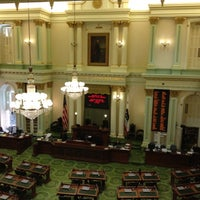 Photo taken at California State Capitol by Jason L. on 6/22/2012