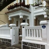 Photo taken at Vieira Souto Ristoranti by Amauri Z. on 8/30/2012