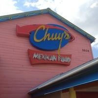 Photo taken at Chuy's by Steven A. on 3/15/2012