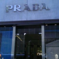 Photo taken at Prada by Timothy A. on 5/20/2012
