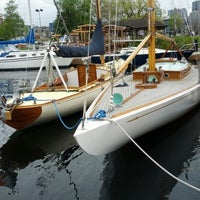 Photo prise au Center for Wooden Boats par Myles C. le4/30/2012