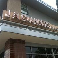Photo taken at J. Alexander's by Richard M. on 2/16/2012