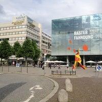 Photo taken at Kunstmuseum Stuttgart by Jan S. on 7/15/2012