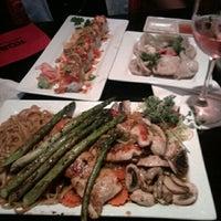 Photo taken at Kobe Japanese Steakhouse & Sushi Bar by Angela S. on 8/11/2012